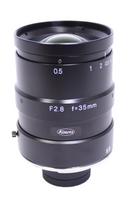 LM35LF, 35mm Large Format Megapixel Lens