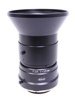 LM28LF, 28mm Large Format Megapixel Lens, 43.2mm format, F-mount, F/2.8