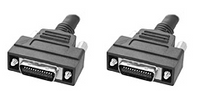Camera link, male-to-male, hiflex 10-meter cable, MVC-1-1-1-10M