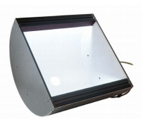 Expandable linear diffuse dome, DL067
