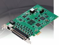 Indio Industrial I/O and communication card