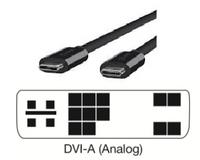 Clarity UHD Cable adaptors, CLA-CBL-USBDVI