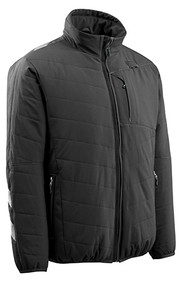Erding Thermal Jacket, Lined with Primaloft for Ultimate warmth and comfort - Black