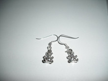 Sterling Silver Teddies