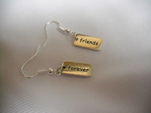 Sterling Silver Friends Forever