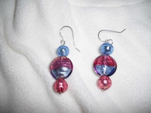 BlueBerry Earings