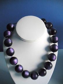 Plum Wine Necklace