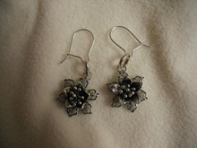 Sterling Silver Flowers
