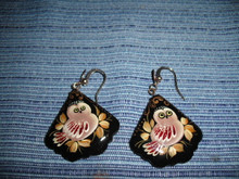 Wise Owls Earrings