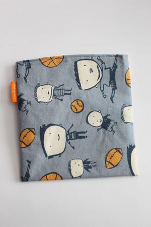 Basketball Kids snack bag
