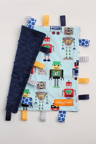 Tag Blanket (Small) - Robot