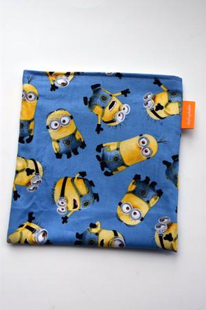 Minion reusable snack bag