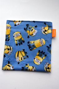 Minion reusable snack bag