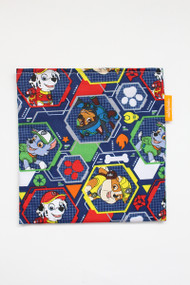 Paw Patrol in blue snack bag