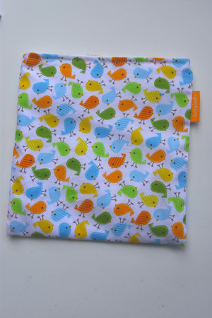Colourful Chicks snack bag