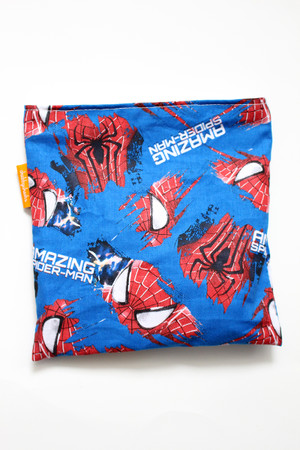 Spiderman snack bag
