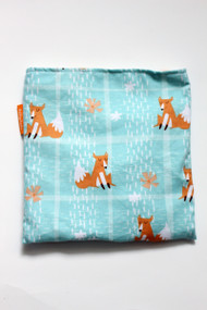 Rainy Day Foxes snack bag