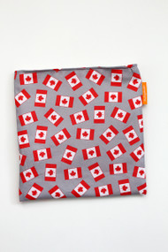 Purely Canadian - Flags snack bag