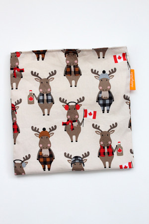 Purely Canadian - Moose snack bag