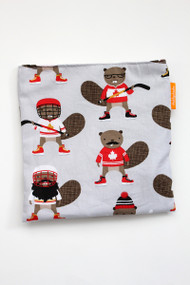 Purely Canadian - Beaver snack bag