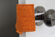 Door Silencer - Orange on Orange
