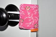 Door Silencer - Spring Pink Floral