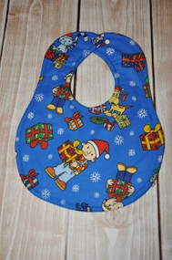 Christmas Bob the Builder classic bib