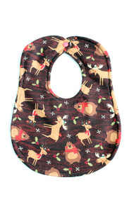 Christmas in the Snow Classic Bib