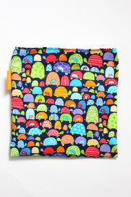 Funky Turtles snack bag