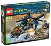 LEGO Agents Aerial Defense Set #8971