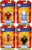 DC Justice League Unlimited Shazam! Family Set of 4 Exclusive Action Figures