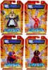 DC Universe Crisis Set of 4 Exclusive Action Figures