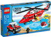LEGO City Fire Helicopter Set #7206