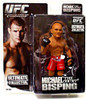 UFC Ultimate Collector Series 2 Michael Bisping Action Figure [The Count]