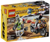 LEGO World Racers Snake Canyon Set #8896