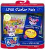 Littlest Pet Shop Online LPSO Starter Pack Bree Nibbleson Figure [Mouse]