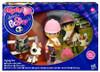 Littlest Pet Shop Blythe Loves Blythe's Sitters Playfully Plaid Figure Set B4, 1616