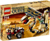 LEGO Pharaoh's Quest Cursed Cobra Statue Set #7325