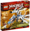 LEGO Ninjago Ice Dragon Attack Set #2260