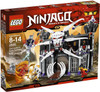 LEGO Ninjago Garmadon's Dark Fortress Set #2505