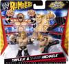 WWE Wrestling Rumblers Series 1 Triple H & Shawn Michaels Mini Figure 2-Pack