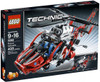 LEGO Technic Rescue Helicopter Set #8068