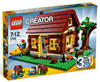 LEGO Creator Log Cabin Set #5766