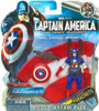 The First Avenger Deluxe Mission Pack Comic Series Captain America Paratrooper Dive Action Figure