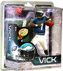 McFarlane Toys NFL Philadelphia Eagles Sports Picks Series 28 Michael Vick Action Figure