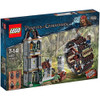 LEGO Pirates of the Caribbean The Mill Set #4183