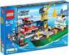 LEGO City Harbour Exclusive Set #4645