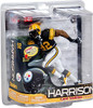 McFarlane Toys NFL Pittsburgh Steelers Sports Picks Series 26 James Harrison Exclusive Action Figure [Retro Throwback]