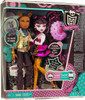 Monster High Draculaura & Clawd Wolf 10.5-Inch Doll 2-Pack