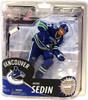 McFarlane Toys NHL Vancouver Canucks Sports Picks Series 30 Daniel Sedin Action Figure